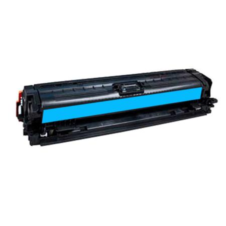 HP 650A (CE271A) Cyan Remanufactured Toner Cartridge