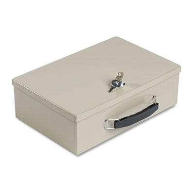 MMF Fire-Retardant Cash Box with Lock