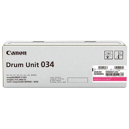 Canon 034 Magenta Original Drum Unit (9456B001)