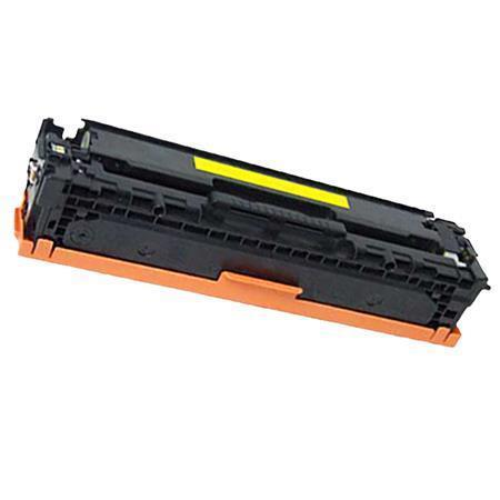 Compatible Yellow HP 410X High Yield Toner Cartridge (Replaces HP CF412X)