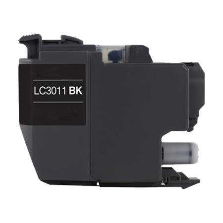 Brother LC3011BK Black Compatible Standard Capacity Ink Cartridge