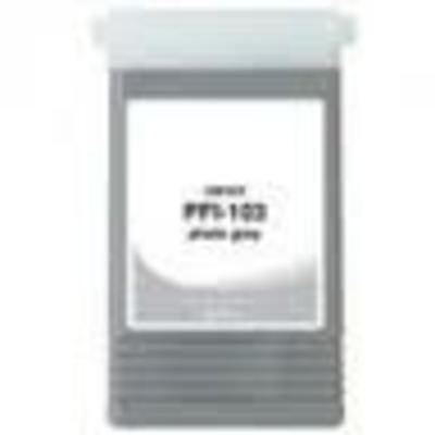 Compatible Photo Canon PFI-103PGY Ink Cartridge (Replaces Canon 2214B001AA)