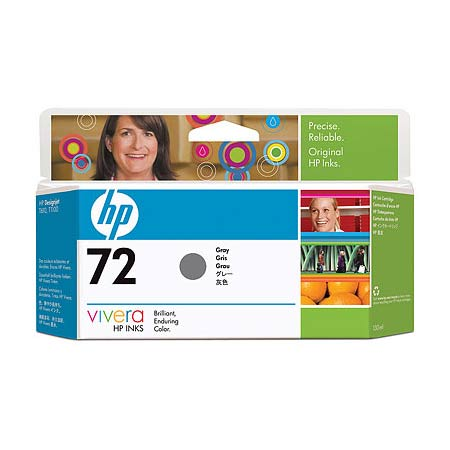 HP 72 (C9374A) Original Gray High Capacity Ink Cartridge