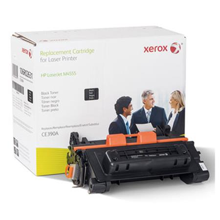 Xerox Premium Replacement Black Standard Capacity Toner Cartridge for HP 90A (CE390A)