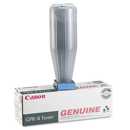 Canon GPR-4 Original Black Toner Cartridge (4234A003AA)