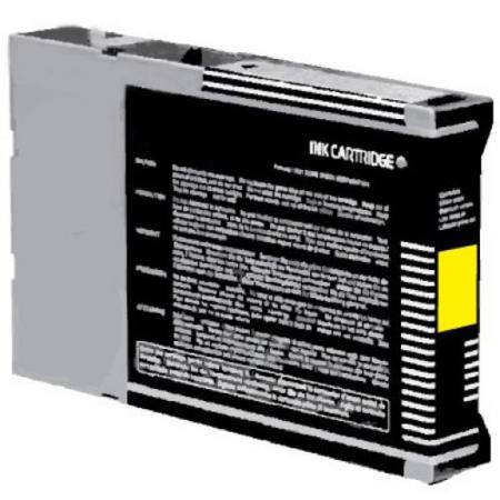 Compatible Yellow Epson T500 Ink Cartridge (Replaces Epson T500011)