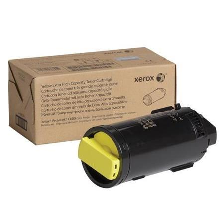 Xerox 106R04012 Yellow Original Extra High Capacity Toner Cartridge