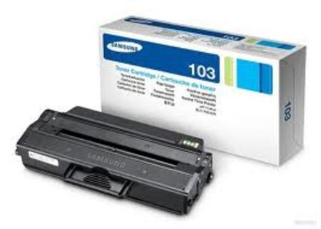 Samsung MLT-D103L Black Original High Capacity Toner Cartridge