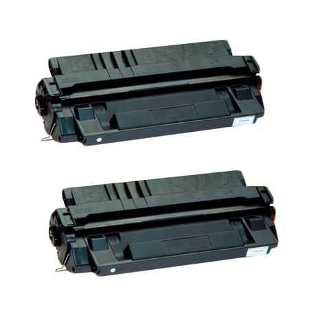 29X Black Remanufactured Toner Cartridges Twin Pack