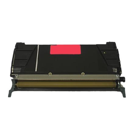 Lexmark C736H2MG Magenta Remanufactured High Capacity Toner Cartridge
