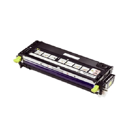 Dell G909C Original Yellow Toner Cartridge (330-1196)
