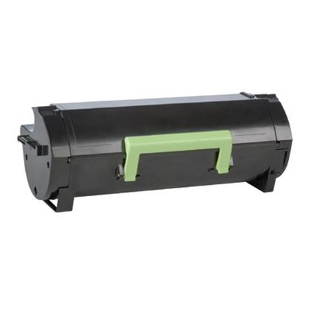 Lexmark 50F1H00 (501H) Black Remanufactured High-Yield Return Program Toner Cartridge