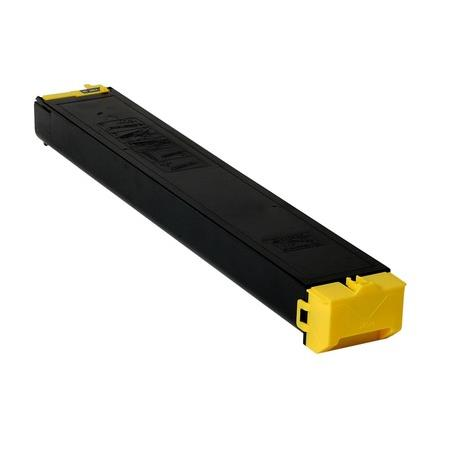 Sharp MX23NTYA Yellow Remanufactured Toner Cartridge