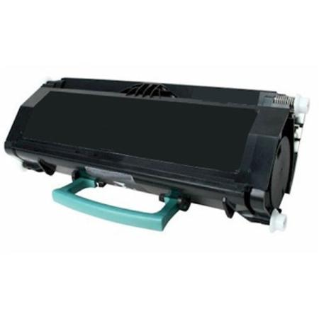 Compatible Black Lexmark E260A21A Toner Cartridge
