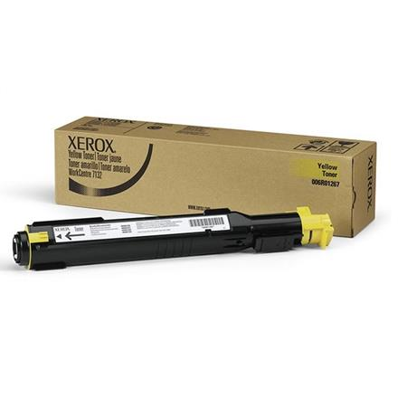 Xerox 006R01267 Yellow Original Toner Cartridge
