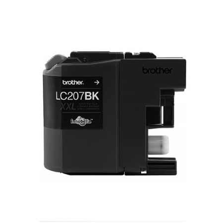 Brother LC207BK Original Black Extra High Capacity Ink Cartridge