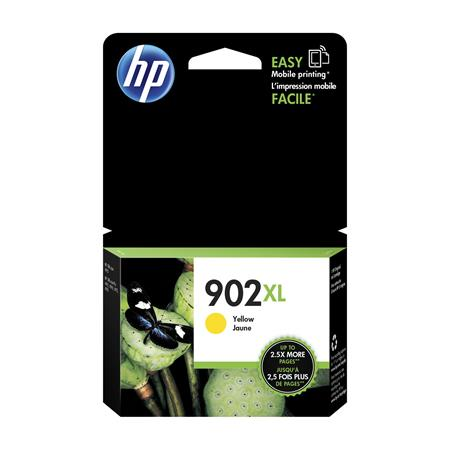 HP 902XL (T6M10AN) Yellow Original High Capacity Ink Cartridge
