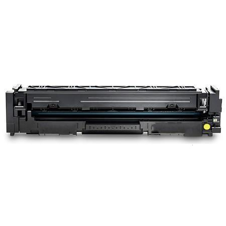 Compatible Yellow HP 414X High Yield Toner Cartridge (Replaces HP W2022X)