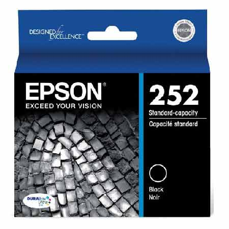 Epson T252120 Original Standard Capacity Black Ink Cartridge