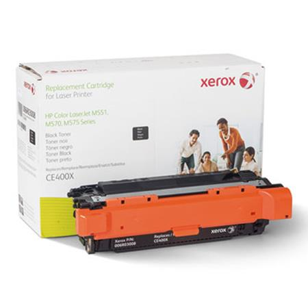 Xerox Premium Replacement Black High Capacity Toner Cartridge for HP 507X (CE400X)