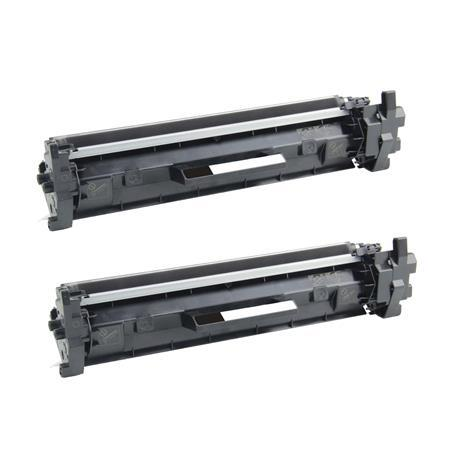 17A Black Remanufactured Toner Cartridge (CF217A)