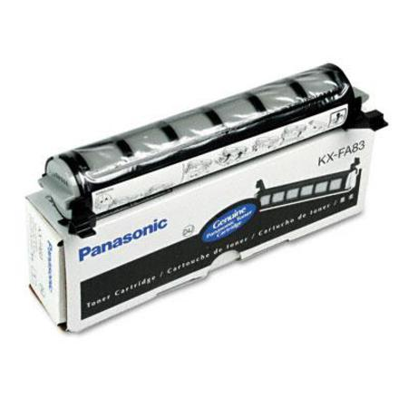 Panasonic KX-FA83 Black Original Toner Cartridge