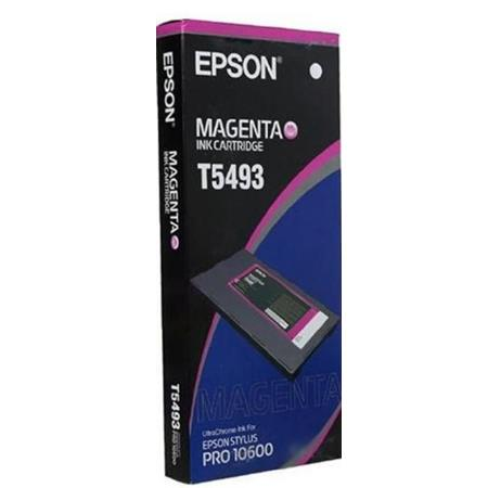 Epson T5493 (T549300) Original Magenta Ink Cartridge