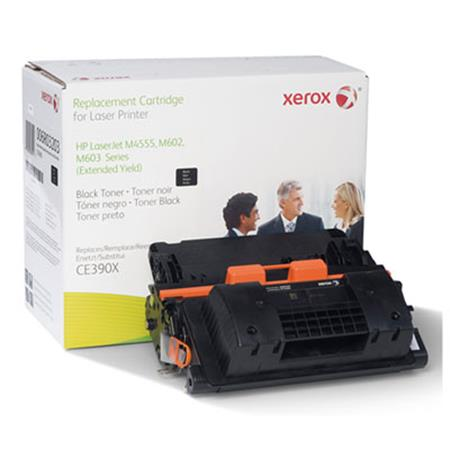 Xerox Premium Replacement Black Extended Capacity Toner Cartridge for HP 90X (CE390X)