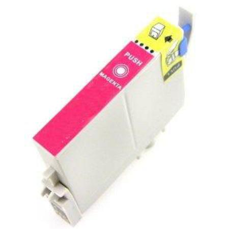 Compatible Magenta Epson T0603 Ink Cartridge (Replaces Epson T060320)