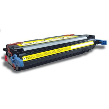 HP Color LaserJet Q6462A Remanufactured Yellow Toner Cartridge