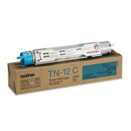 Brother TN12C Original Cyan Laser Toner