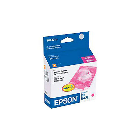 Epson T0443 (T044320) Original Magenta High Capacity Ink Cartridge
