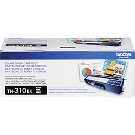 Brother TN310 Black Original Toner Cartridge