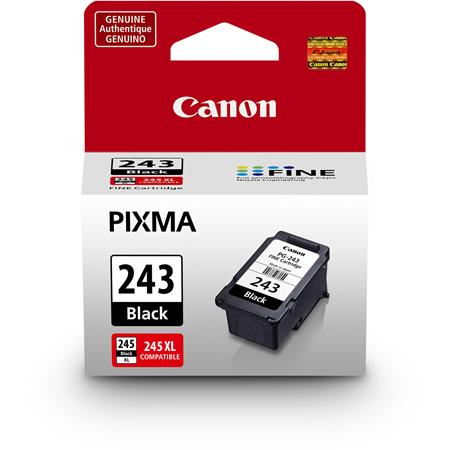 Canon PG-243 Black Original Ink Cartridge