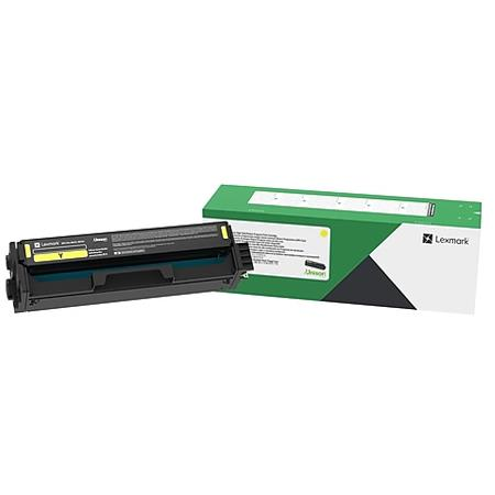 Lexmark C331HY0 Original Yellow High Yield Toner Cartridge