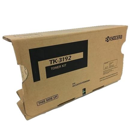 Kyocera TK-3192K Black Original Toner Cartridge