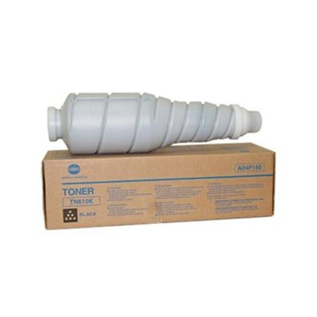 Konica Minolta TN-610K Black Original Toner Cartridge (A04P131)