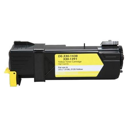 Dell 330-1438 Yellow High Capacity Remanufactured Toner