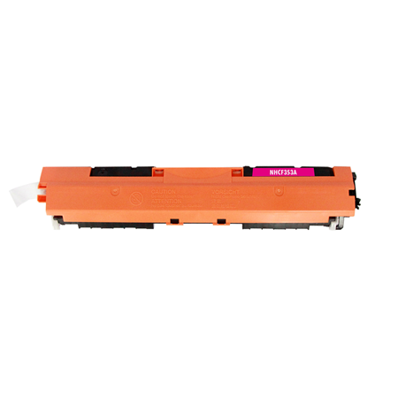 Compatible Magenta HP 130A Toner Cartridge (Replaces HP CF353A)