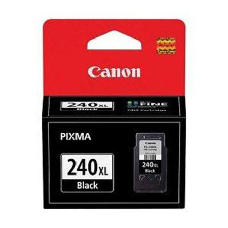 Canon PG-240XL Black Original High Capacity Ink Cartridge