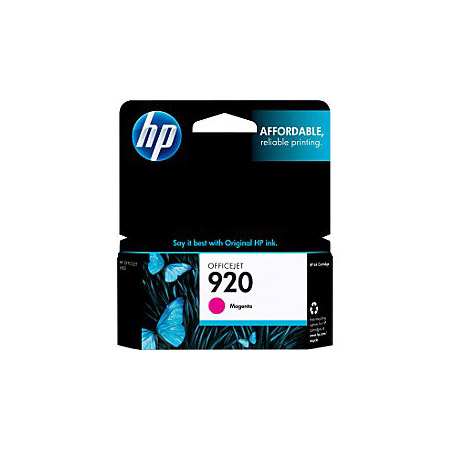 HP 920 Original Magenta Officejet Ink Cartridge