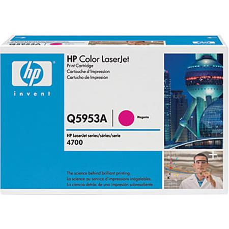 HP Color LaserJet Q5953A Magenta Original Print Cartridge with HP ColorSphere Toner