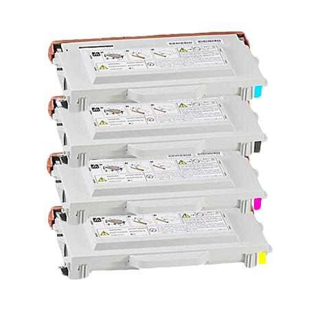 Compatible Multipack Ricoh 402070/71/72/73 BK/C/M/Y Full Set Toner Cartridges