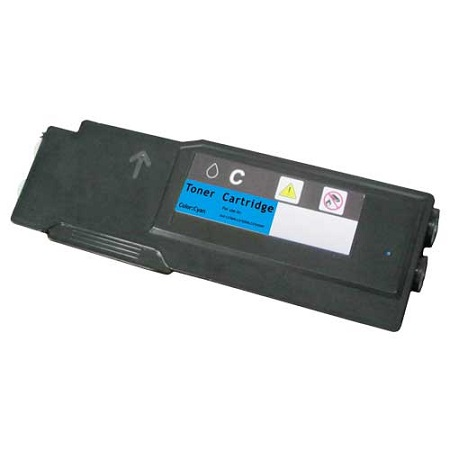 Dell 9FY32 Original High Capacity Cyan Toner Cartridge (331-8428)