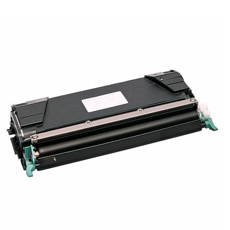 Lexmark C5242KH Black Remanufactured High Yield Toner Cartridge