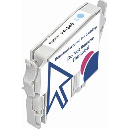Compatible Light Cyan Epson T0345 Ink Cartridge (Replaces Epson T034520)