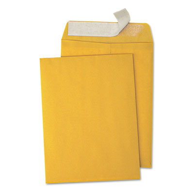 Pull & Seal Catalog Envelope 10 x 13 Kraft 100/Box