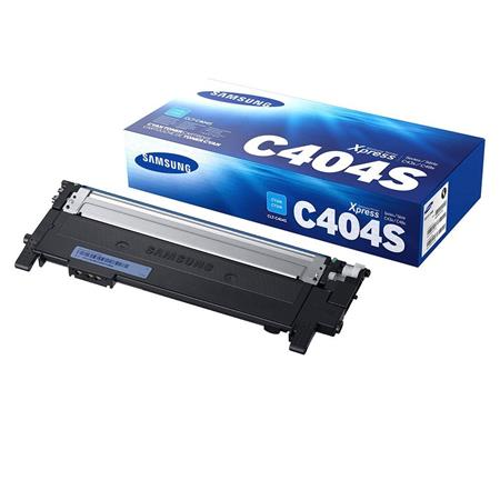 Samsung CLT-C404S Cyan Original Toner Cartridge