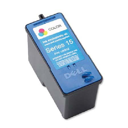 Dell UK852 (Series 15) Original Color Ink Cartridge