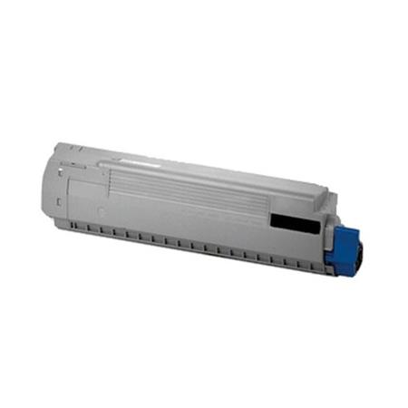 OKI 44059112 (Type C14) Black Remanufactured Laser Toner Cartridge
